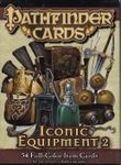 RPG Item: Pathfinder Item Cards: Iconic Equipment 2