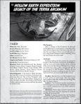 RPG Item: Legacy of the Terra Arcanum