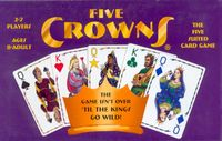Board Game: Five Crowns