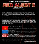 RPG Item: Command & Conquer Red Alert 3