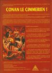 RPG Item: GURPS Conan
