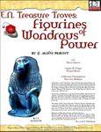 RPG Item: Figurines of Wondrous Power