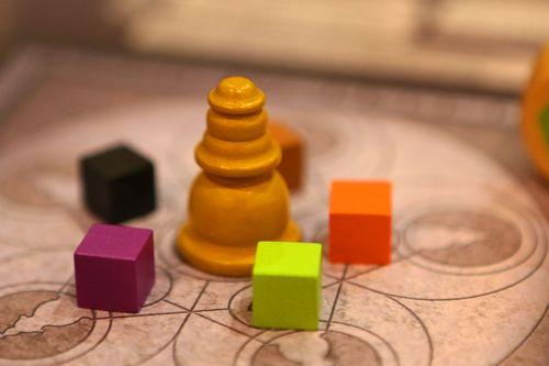 Board Game: Morocco