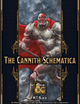 RPG Item: The Cannith Schematica
