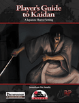 RPG Item: Player's Guide to Kaidan