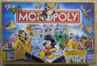 Board Game: Monopoly: Disney