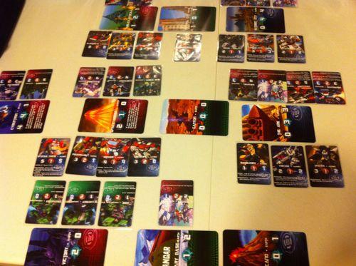 Board Game: Transformers: Heavy Metal War