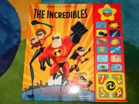 Board Game: The Incredibles