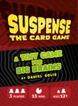Board Game: Suspense: the Card Game