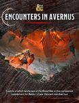 RPG Item: Encounters in Avernus