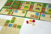 Board Game: The Hanging Gardens