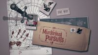 Video Game: Murderous Pursuits