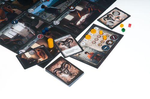 Board Game: Alcatraz: The Scapegoat
