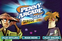 Video Game: Penny Arcade The Game: Gamers vs. Evil