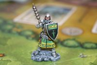Board Game: Shadows over Camelot