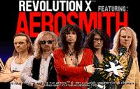 Video Game: Revolution X