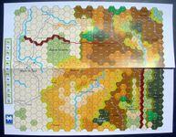 Board Game: Position Magnifique: The Battle of Mars-la-Tour, 1870