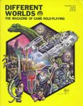 Issue: Different Worlds (Issue 4 - Aug 1979)