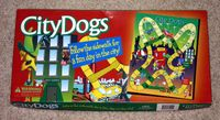 Board Game: City Dogs