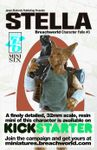 RPG Item: Breachworld Character Folio #3: Stella (OpenD6)