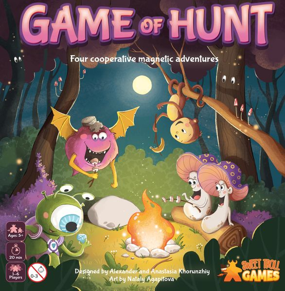 Game of Hunt