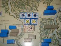 Session 1, situation 8, Beauregard's last stand