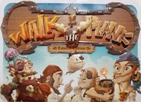 Board Game: Walk The Plank: Limited Edition