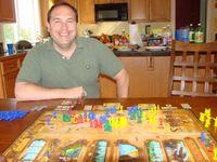 Board Game Designer: Glenn Drover