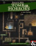 RPG Item: Realistic Maps: Tomb of Horrors