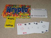 Board Game: Krypto