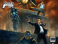 RPG Item: Covert Ops GM's Screen