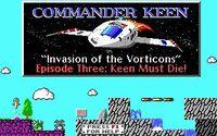 Video Game: Commander Keen: Keen Must Die!