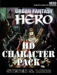 RPG Item: Urban Fantasy Hero (HD Character Pack)