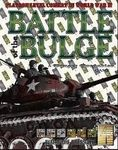 Board Game: Battle of the Bulge: Platoon Level Combat in World War II – A Panzer Grenadier Game