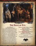 RPG Item: Price of Evil