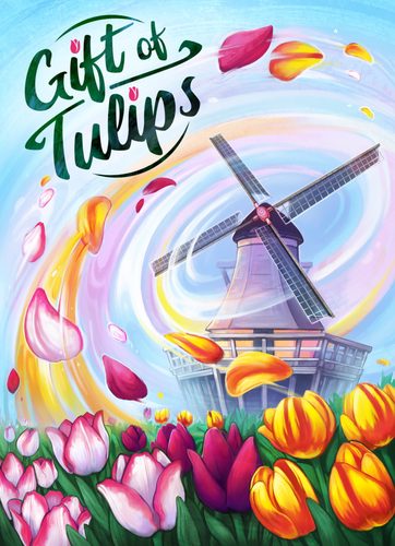 Board Game: Gift of Tulips