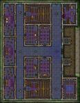 RPG Item: VTT Map Set 109: Wizard's College