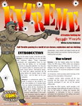 RPG Item: Extreme: A Freebie Setting for Savage Worlds