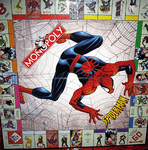 Board Game: Monopoly: Spider-Man