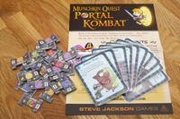 Board Game: Munchkin Quest: Portal Kombat