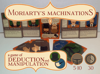 Board Game: Moriarty's Machinations