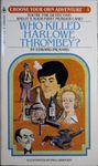 RPG Item: Who Killed Harlowe Thrombey?