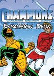 RPG Item: Champions Character Creation Cards Expansion Deck