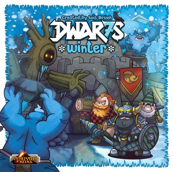 Dwar7s Winter & The Lost Tribes