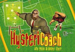 『ヒステリーコーチ』パッケージ