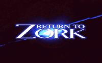 Video Game: Return to Zork