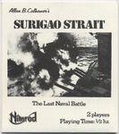Board Game: Surigao Strait
