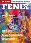 Issue: Fenix (No. 5,  2017 - English only)