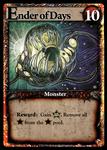 Board Game: Ascension: Storm of Souls – Ender of Days Promo