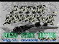 Video Game: After Burner III
